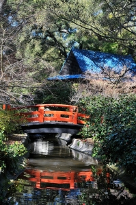 Japanese Garden at Descanso Gardens